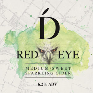 Red Eye Medium Sweet Cider